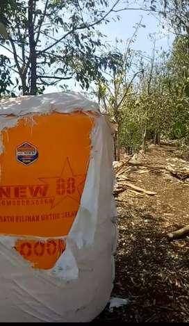 Gudang tandon air segala ukuran tebal bahan plastik pvc Boyolali