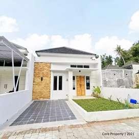 Rumah Modern Tipe 45 Timur UMY Ringroad
