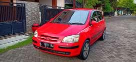Hyundai Getz 1.300 CC Th 2004 Automatic
