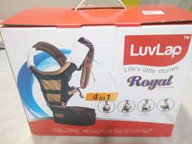 Luvlap Hip Seat Baby Carrier Box Packed