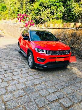 Jeep Compass 2018 Diesel Well Maintained