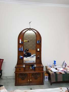 Pure Sheesham Wood Dressing Table