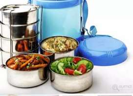 We provide the tiffin service at your doorstep at very cheap rate