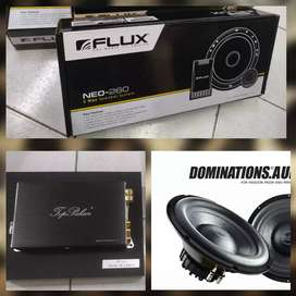 Paket Audio Prosesor Built In Power TOP PALACE