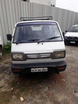 Maruti Suzuki Omni 5 STR BS-III, 2007, Petrol