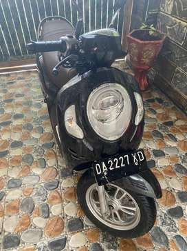 New Scoopy 2021