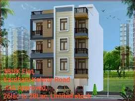 3 Bhk Flat Kardhani kalwar Road