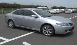 Honda Accord 2005 .. They have own class