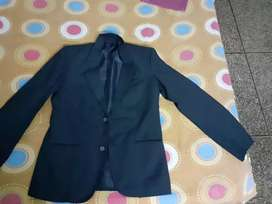 Blue color used suit