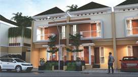 KUANTAN TOWNHOUSE GIWANGAN (rumah murah 2 lantai kota Jogja)