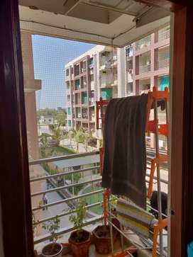 Flat on rent in Vandemataram area.