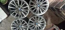 Damge One Or two Genuine Alloy wheel Pls what's app me BMW AUDI VW ETC