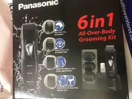 Panasonic Body and Face grooming kit- ER-GY10-K44B