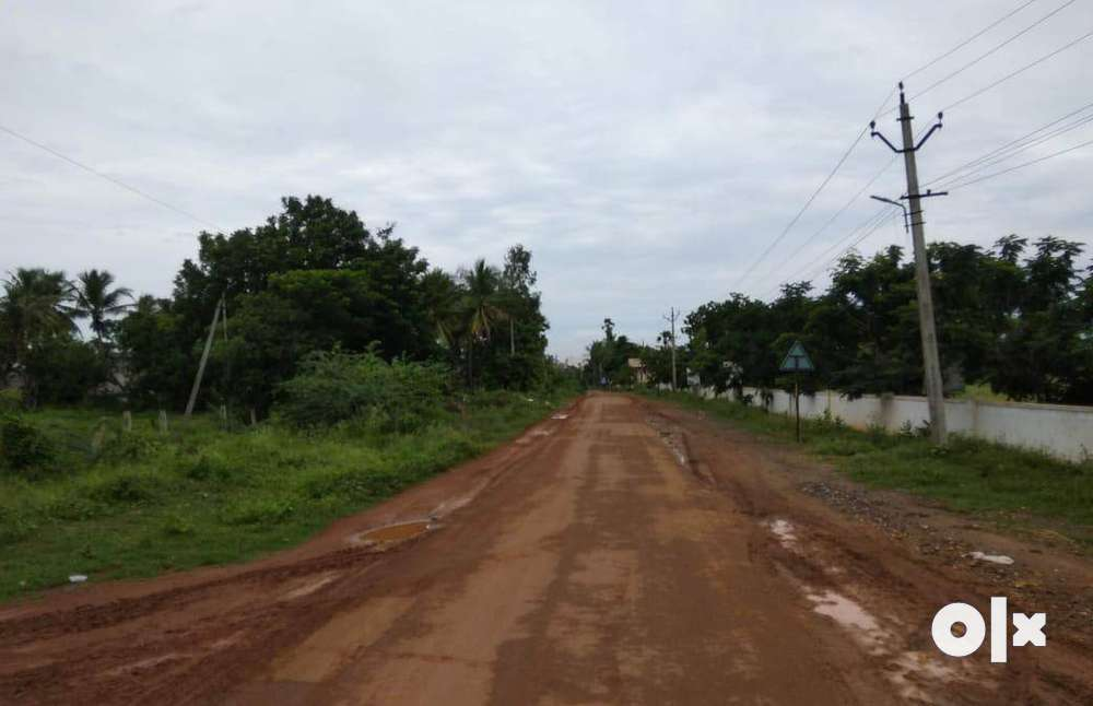 plot for sale near millinium homes at kalivelapalem road