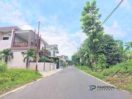 861 m2 Tanah Lingkungan Rumah Mewah dan Kost kos an, Jl. Kaliurang Km