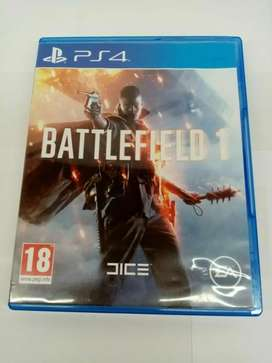 Battlefield 1 PS4 lush game