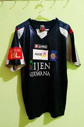 Jersey Arema FC merk City of Arema Grade A Original size M Bagus