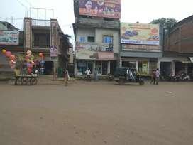 3 manzil ka corner ka makaan. Semi commercial property