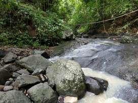 Tanah Cantik Pinggir Sungai Gemericik di Barat Yogyakarta