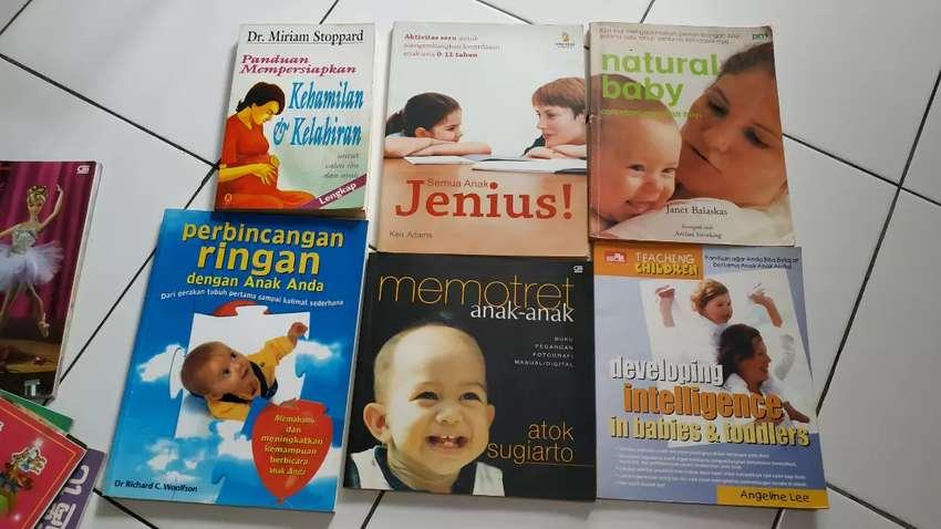Buku seputar kehamilan, perkembangan bayi n anak. Recommended