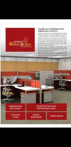 Office space available for sale at mehdipatnam
