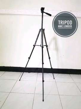 Tripod 3120 Baru buat Hp, Mirrorless, DSLR free holder hp