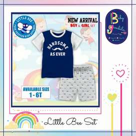 Little Bee Set baju anak