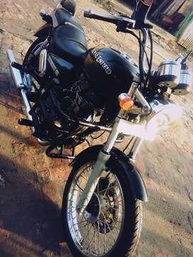 Royal Enfield Thunderbird 350cc, motorcycle.