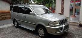 Toyota Kijang 2002 Bensin