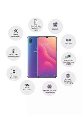 Vivo v 11 as a new phone like mobile phone 6 Months olde
