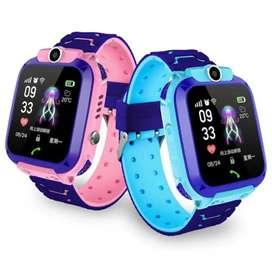 Smartwatch Kids GPS Bisa Dicharge