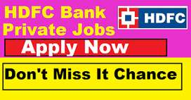 Banking Operations - Freshers (multiple Positions)