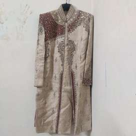 Wedding sherwani for groom