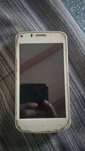 Gionee p3 white colour