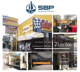 Dijual segera Usaha Variasi & Bengkel Mobil di Jl. Magelang Jogja