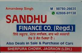 Job For girl in Finance Co.(work-Call attended and customer attendant)