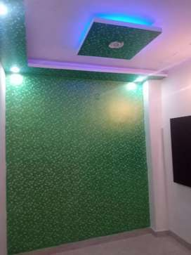 2bhk ready to move with carpaking modules kitchen all rooms textured