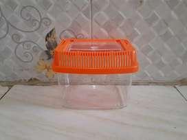 Terarium Akrilik Hamster Ikan Kura Serangga Dll