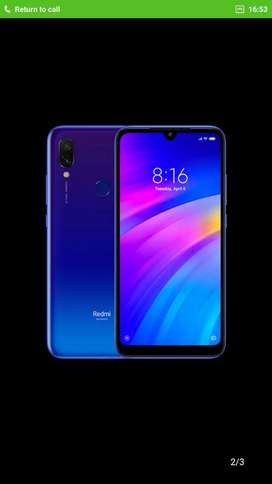 Redmi 7 Blue (3/32) fully sealed pack