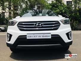 Hyundai Creta 1.6 SX Automatic, 2017, Petrol