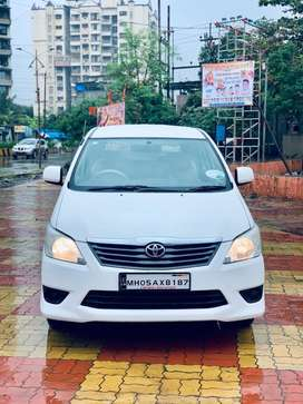 Toyota Innova 2.5 GX 8 STR BS-IV LTD, 2012, Diesel