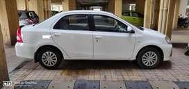 Toyota Etios GD, 2017, Diesel