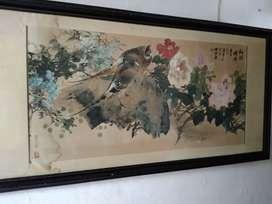 Lukisa asli china