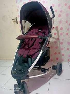 Stroller baby merk Baby Elle