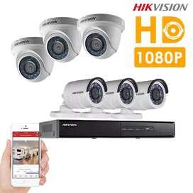 Pasang alat keamanan paket kamera cctv Complit cianjur