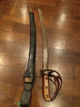 Pedang lawas komplit