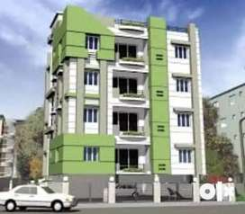 Get Your  only  2 BHK Flats for Sale in  Sadashivpet, Balaji Heights