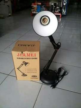 Lampu Belajar - Lampu Arsitek / Lampu Meja - Desk Lamp Duduk