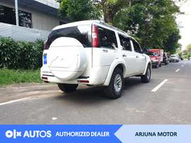[OLX Autos] Ford Everest 2010 2.5 Solar 4X4 M/T Putih #Arjuna Motor