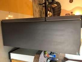 Samsang double door fridge